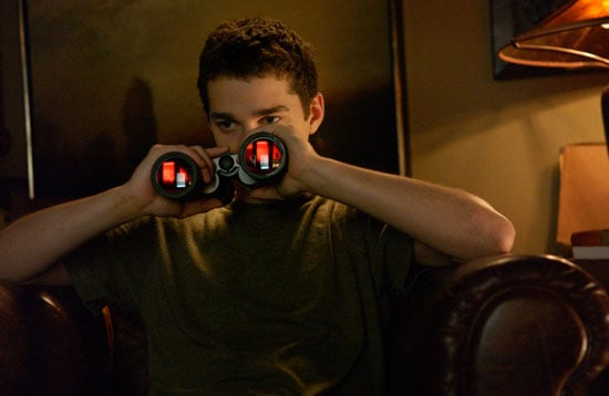 Shia Sells: Disturbia Tops the Box Office