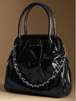 The Bag To Have: Banana Republic Fillmore Black Deep Satchel