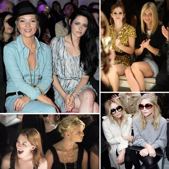 It's Almost Fashion Week —Check Out These Front Row Friends!