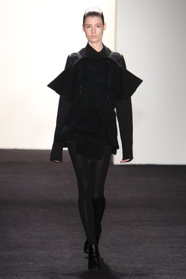 Fall 2011 New York Fashion Week: Rad by Rad Hourani