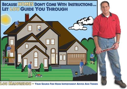 "Lou Manfredini, ""Ace Hardware's Helpful Hardware Man"" Provides CasaSugar Readers With Home Advice"