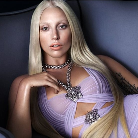 Revealed: More Images from Lady Gaga's Versace Campaign