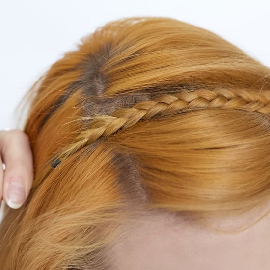 Braided Headband DIY