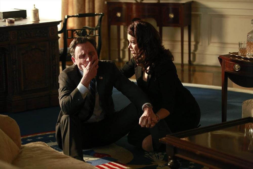 Saddest Character Death: Fitz's Son on Scandal