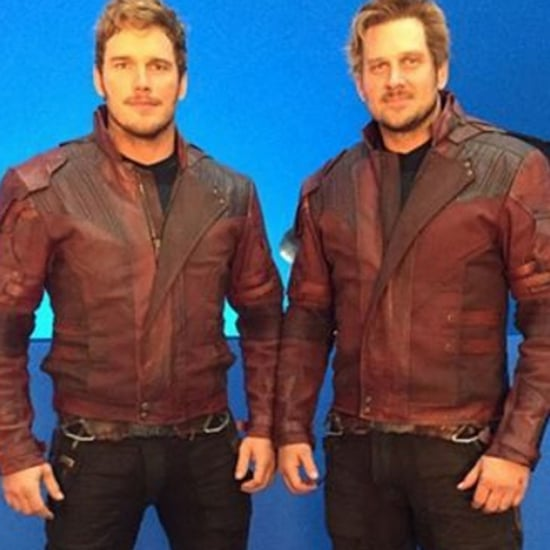 Guardians of the Galaxy 2 Set Pictures