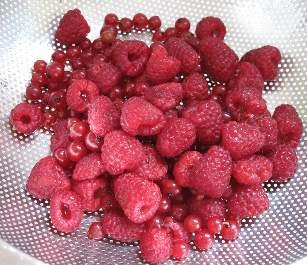 Photo Gallery: Red Currant and Raspberry Granita
