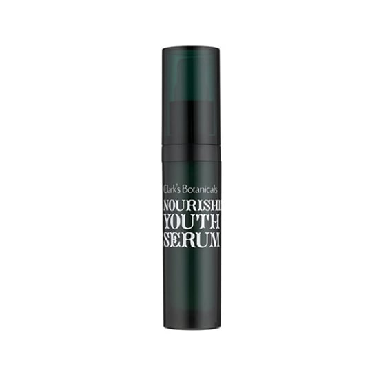 A mix between a cream and a gel, Clark's Botanicals Nourishing Youth Serum ($155)plumps up skin and nurtures with aloe vera and lecithin. With this antioxidant- and peptide-laden serum, that coveted Winter glow is well within your reach. — JR