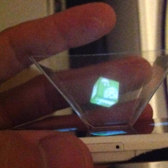 How to Make a Hologram on Your Cell Phone