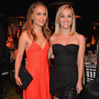 Reese Witherspoon and Natalie Portman at Dance Project Gala