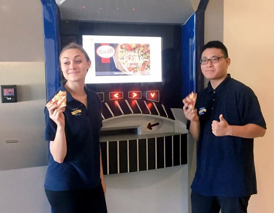 College Students, Rejoice: Pizza ATMs Are Now a Thing