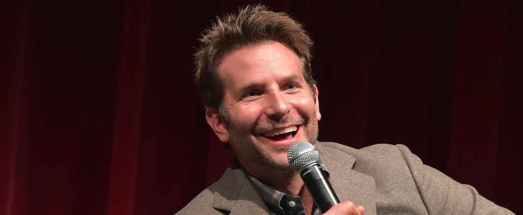 Try Not to Cringe at Bradley Cooper's Most Embarrassing Work Moment Ever