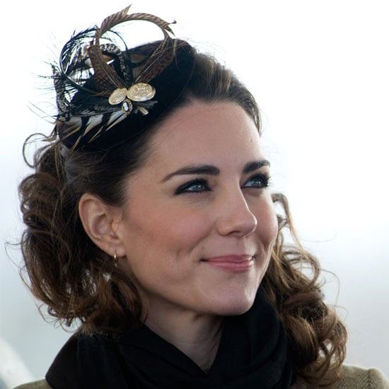 Kate Middleton Fascinators and Hair Accessories