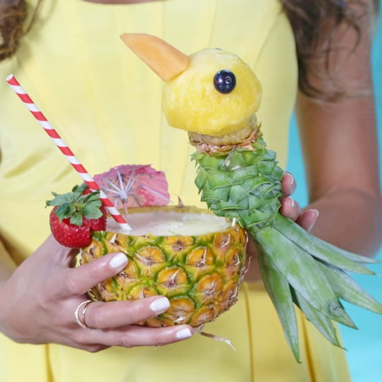 Pineapple Tiki Drink | Food Video