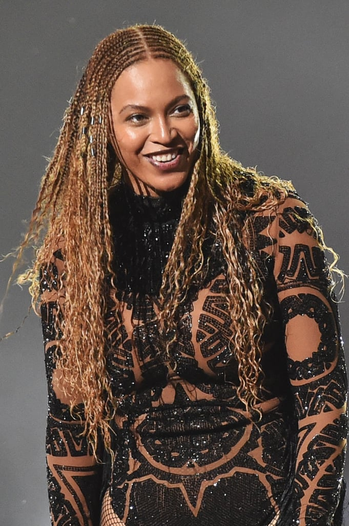 Beyonce's Hair at 2016 BET Awards | POPSUGAR Beauty