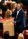 Kevin Spacey enjoyed his own box of pizza.