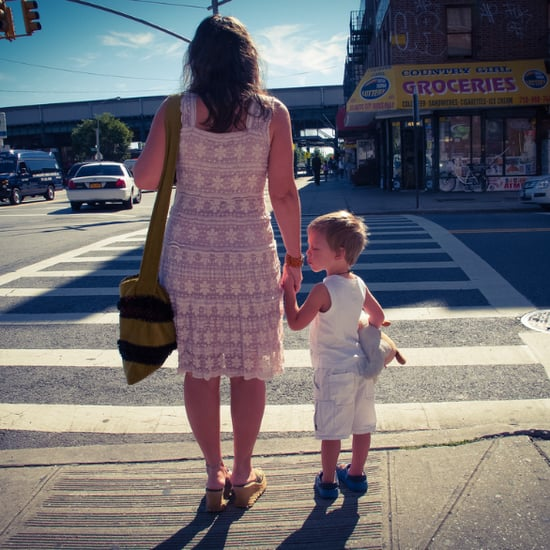 When Can Kids Cross the Street Without Holding a Hand?