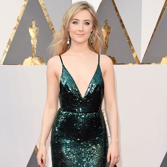 Saoirse Ronan at the Oscars 2016