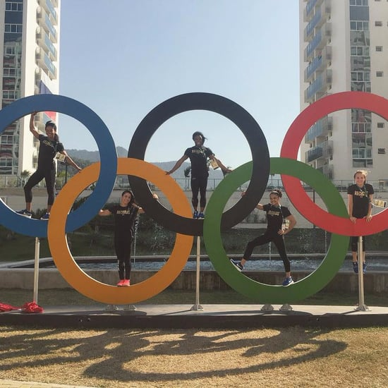 Olympic Gymnasts' Pictures From Rio