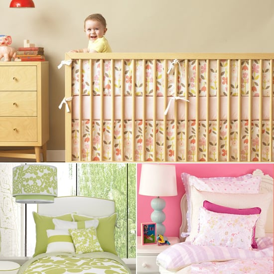 Lighten Up Your Little One's Bedding For Spring