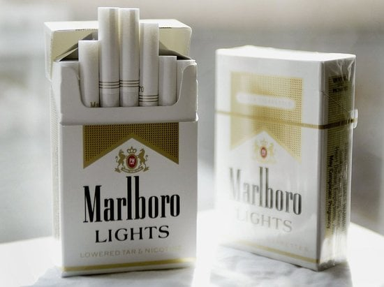 "Smokers Can Sue Tobacco Companies for ""Light"" Cigarettes"
