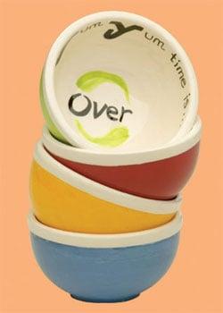 Cool Healthy Gadget: YumYum Bowls