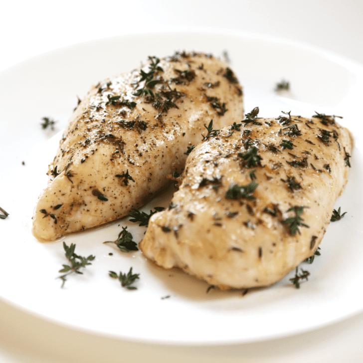 Lemon-Thyme Baked Chicken Recipe