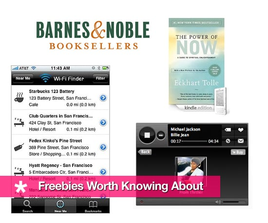 Some Tech Freebies Worth Knowing About
