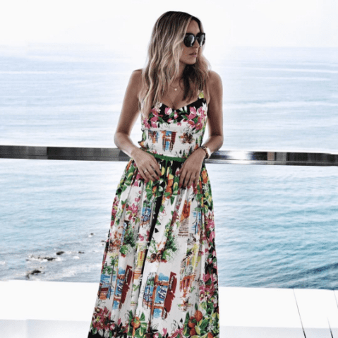 Style Inspiration: Get Blogger Camila Carril's Look