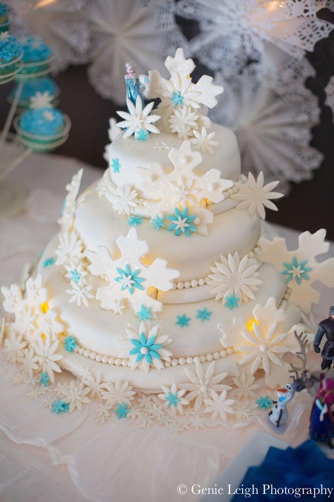 The Homemade Cake