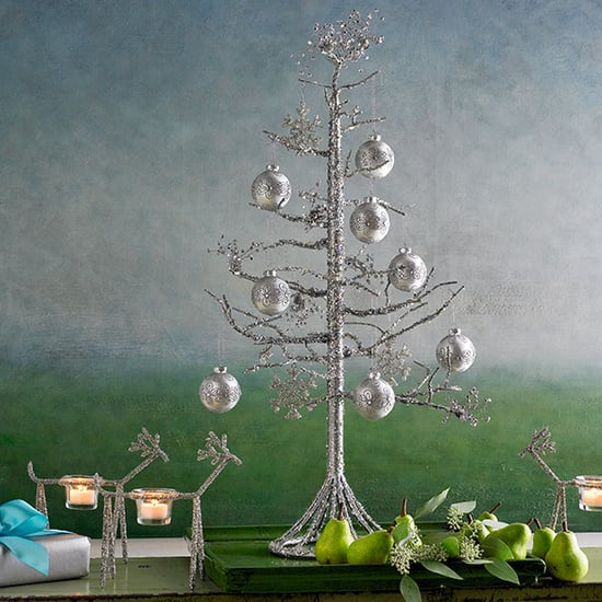 PopSugar Living Highlights: Go Faux With Stylish Reusable Christmas Trees