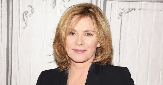 Teen Crashes Car Into Kim Cattrall's House: See the Shocking Photos