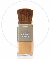 Brush-On Mineral Powder Foundations