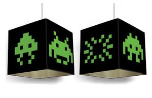 Geeky Handmade Lampshades