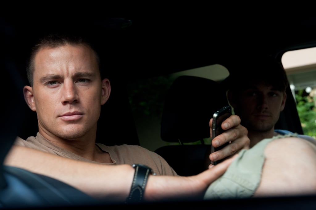 Channing Tatum looked sexy in Magic Mike.