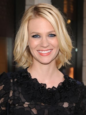 January Jones to Play Emma Frost in X-Men: First Class 2010-08-18 10:30:48