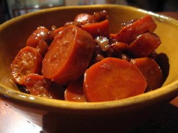 Yummy Link: Maple-Glazed Gingered Yams