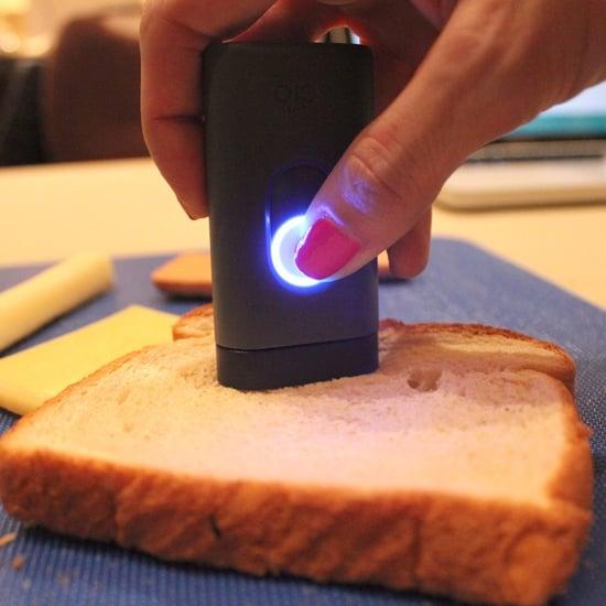 DietSensor Gadget Scans Food For Calories