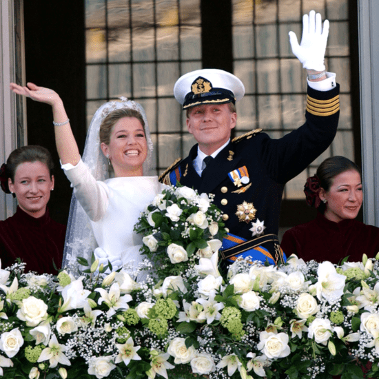 Queen Maxima and King Willem-Alexander's Wedding Pictures