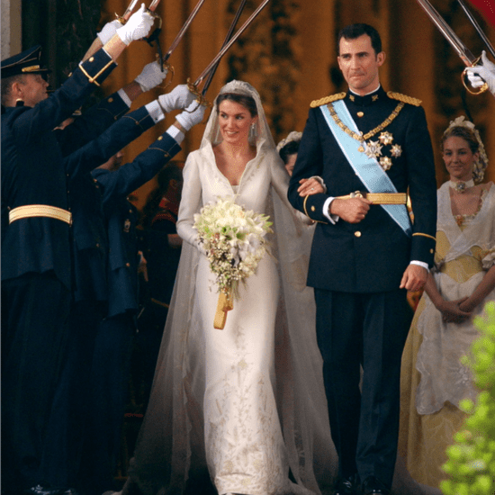 Queen Letizia and King Felipe of Spain Wedding | Pictures