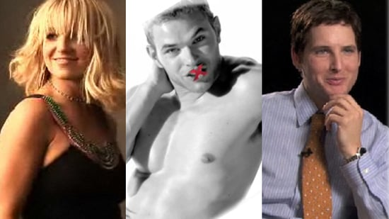Britney Spears Candie's Ad Video, Kellan Lutz in His Underwear, Robert Pattinson in Remember Me 2010-02-17 13:56:50