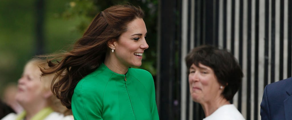 The Duchess of Cambridge Found the Power Colour You Probably Didn't Think of Yet