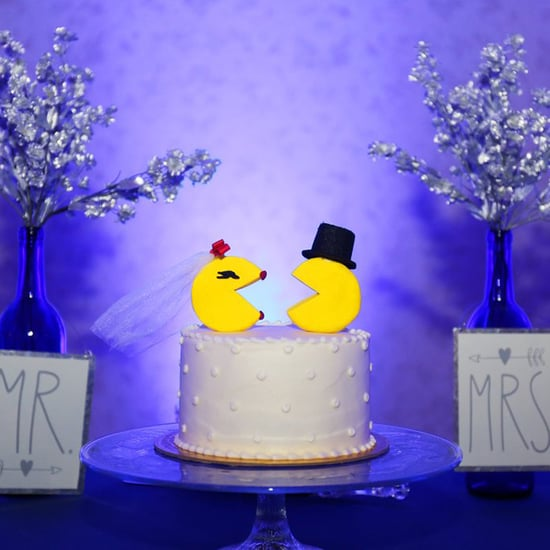 Geeky Cake Toppers