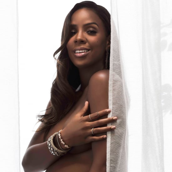 Kelly Rowland Bares Her Baby Bump — and More!