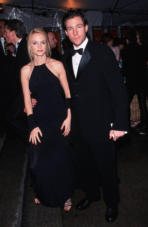 Heather Graham and Ed Burns — 1999