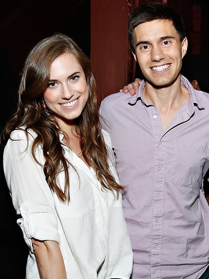 Allison Williams and Ricky Van Veen Are Married