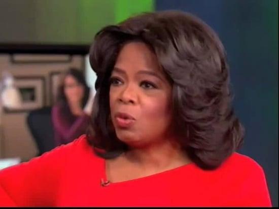 Video of Tina Fey on Oprah