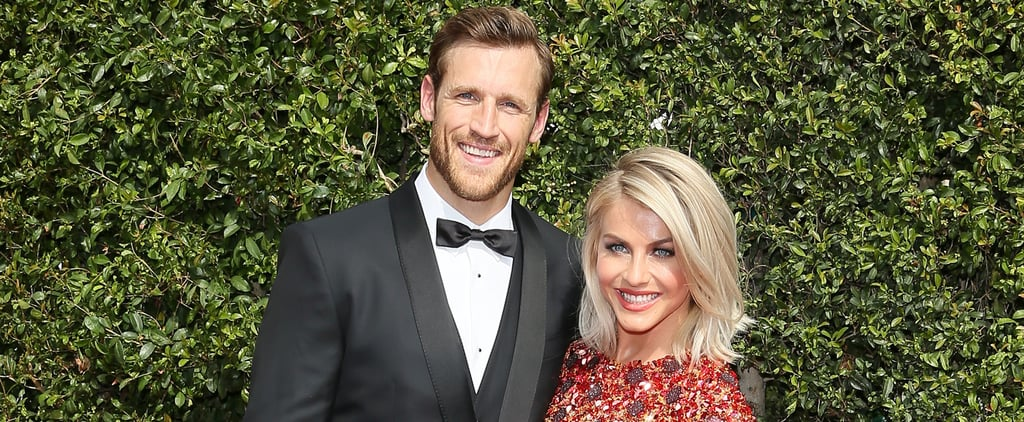 Julianne Hough and Brooks Laich Have the Cutest Red Carpet Date