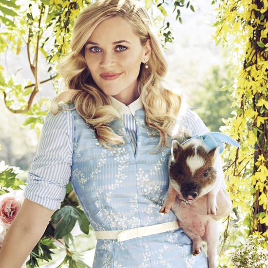 Reese Witherspoon's Harper's Bazaar Cover February 2016