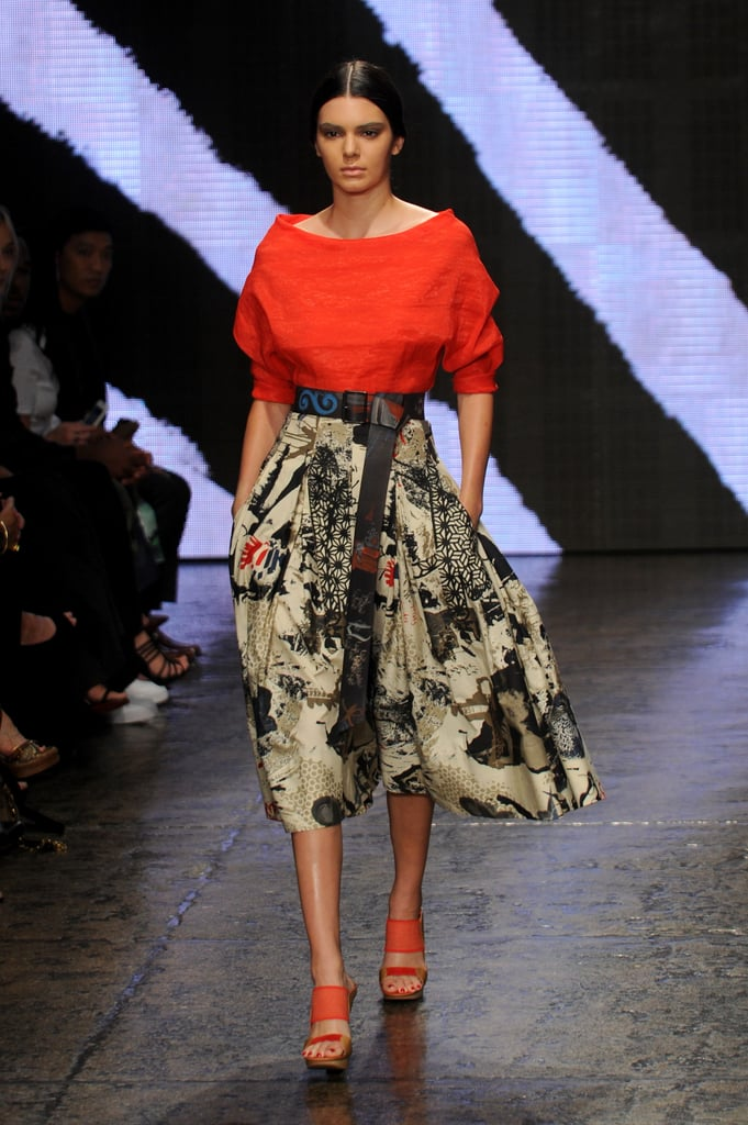 Donna Karan New York Spring 2015