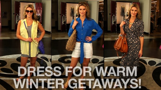 What to Wear on a Warm Weather Holiday Vacation!